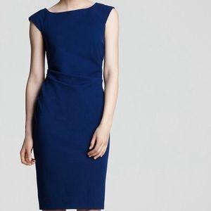 Diane Von Furstenburg DVF Gabi Knit Ponte Dress 0